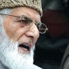 Geelani's eldest son-in law passes away