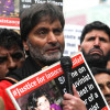Separatists protest against Kathua rape and murder