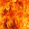 Panchayat building torched in Pulwama