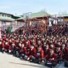Schools re-opened…