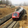 Train service resumes in south Kashmir after 2 days