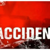 One person dies, 2 injured in road accidents