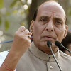 Ready to talk to Huriyat, Pakistan: Rajnath Singh