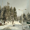 Higher reaches get fresh snowfall