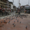 Restrictions to prevent Ashura procession in Srinagar