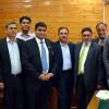 CII delegation calls on Altaf Bukhari