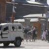 Dozens injured in clashes in Srinagar downtown