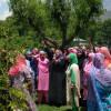 Anganwadi workers, helpers continue strike in Ganderbal