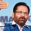 Minority rights safer in India than in any part of world: Naqvi