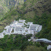 Chopper, ropeway services shut after snowfall in Vaishnodevi