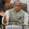Ready to talk to everyone on Kashmir issue: Rajnath