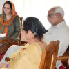 Governor meets Civil Services qualifiers