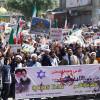 Thousands observed International Quds Day in Kargil