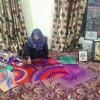 Meet a Budgam girl whose calligraphy has got international recognition!