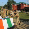 Wreath laying ceremony for Tanveer Ahmad held at DPL Anantnag