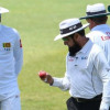 Chandimal banned for ball tampering