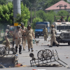 Mass Uprising in Kashmir