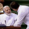 Modi says 'Rahul in hurry to get PM's chair'
