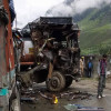 Five injured in Sonamarg road accident