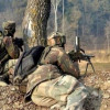 Soldier injured by sniper firing along LoC