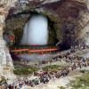 347 pilgrims pay obeisance at Amarnath cave