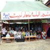 Street Vendors in Sopore allotted business space