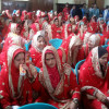 105 couples enter wedlock at mass marriage in Srinagar