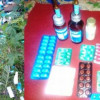 Medicines worth lakhs recovered in Tangmarg forest