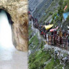 6,150 pilgrims pay obeisance at Amarnath cave