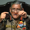 Don't want youth to join militancy: Army chief