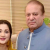 Nawaz Sharif, Maryam arrested at Lahore airport