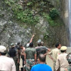 7 killed, over 30 injured as rolling rock hits people at Siar Baba waterfall