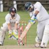 Tral boy making a mark in 'English Club Cricket'