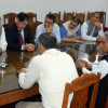 PDP delegation meets Governor over Article 35-A