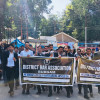 Article 35A row: Lawyers, traders stage protest in Budgam town