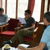 Randomization of POs, Polling Officers held at Kargil
