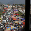 Shoppers rush creates massive traffic snarls in Srinagar