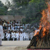 Vajpayee laid to rest with state honours