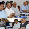 Guv reviews NHIDCL roads and tunnels projects
