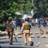 759 stone pelting incidents in J&K in 2018: MHA
