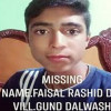 Tangmarg boy goes missing, family appeals for help