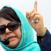 Muscular policy not working: Mehbooba Mufti