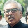 India threatens strategic stability in South Asia: Pak prez
