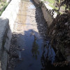 Constructed in 1960, Manzgam canal in Kulgam district under encroachment