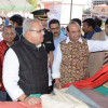 Governor visits J&K KVIB's exhibition