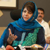 Mehbooba calls for talks with militants at 'appropriate time'