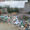 Bandipora locality turns into dumping site