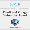 KVIB releases Rs 10.52 cr of subsidy to 487 units
