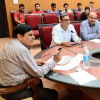 Advisor Vyas listens to people's issues in Jammu