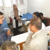 Advisor Kumar visits Govt hospitals in Srinagar city